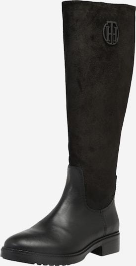 TOMMY HILFIGER Laarzen in de kleur Zwart, Productweergave