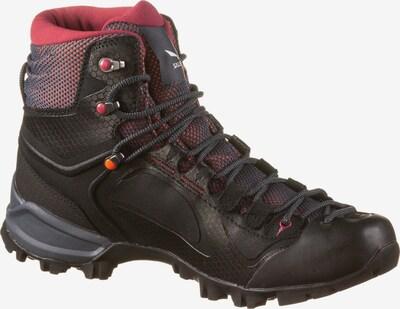 SALEWA Wanderschuhe 'Alpenviolet Mid' in rot / schwarz, Produktansicht