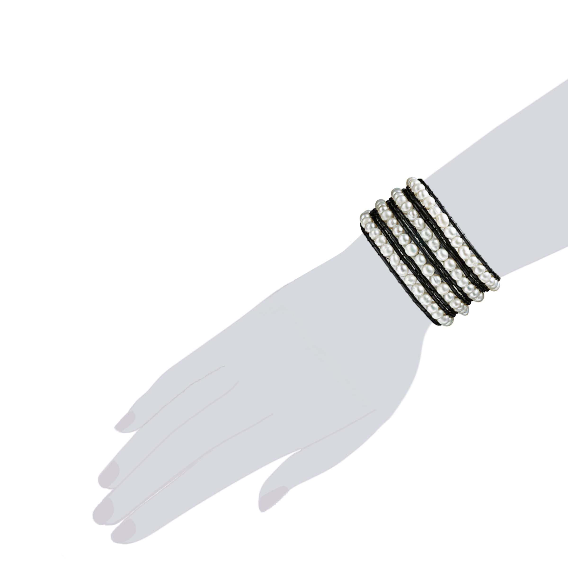 Neuesten Kollektionen Günstiger Preis Valero Pearls Armband Rabatt Niedrigsten Preis ZuamJG