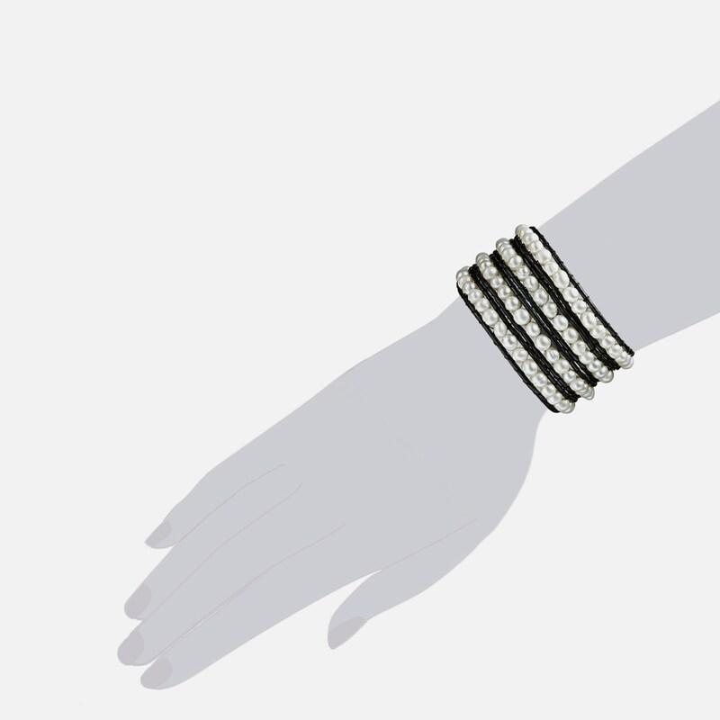 Valero Pearls Armband