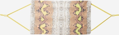 CODELLO Shawl 'Cover Up' in beige / mixed colours, Item view