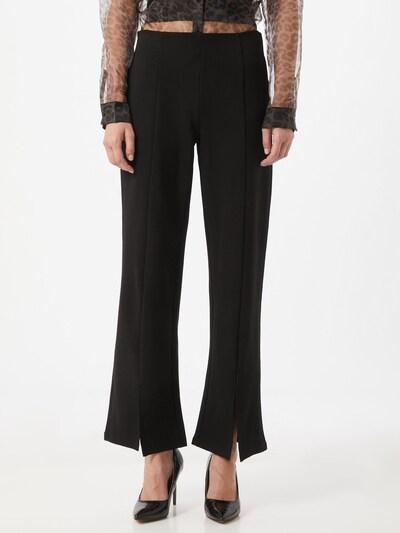 Noisy may Spodnie 'Skyler' w kolorze czarnym, Podgląd na modelu(-ce)