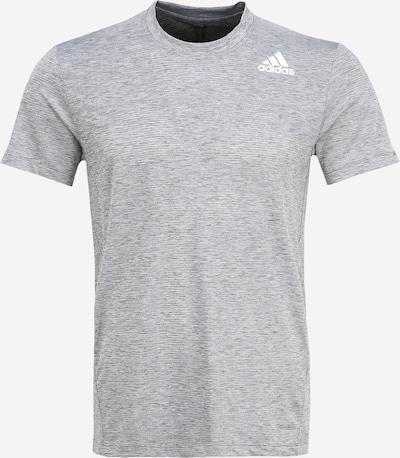 ADIDAS PERFORMANCE Funkcionalna majica 'KENTA RISE' | pegasto siva barva, Prikaz izdelka