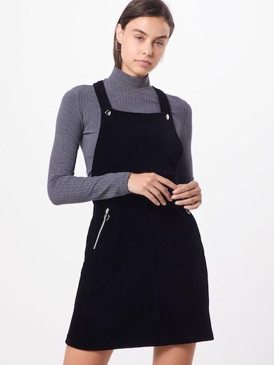 fekete ABOUT YOU Kantáros szoknyák 'Hendrieke', Modell nézet