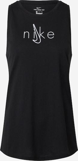 Sportiniai marškinėliai be rankovių 'Dry Tank Db' iš NIKE , spalva - juoda / balta, Prekių apžvalga