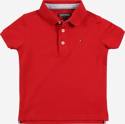 TOMMY HILFIGER Poloshirt in rot, Produktansicht