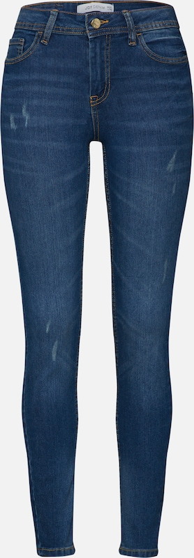 JACQUELINE de YONG Jeans 'JDYMAGIC SKINNY RW MEDIUM BLUE NOOS DNM' in blue denim, Produktansicht