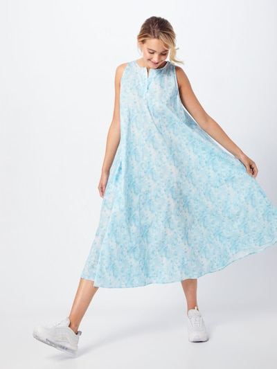 DRYKORN Kleider 'KAIT' in blau, Modelansicht