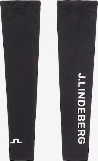 J.Lindeberg Enzo Kompressionsärmel in schwarz, Produktansicht