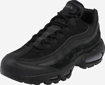 Baskets basses Nike Sportswear en noir