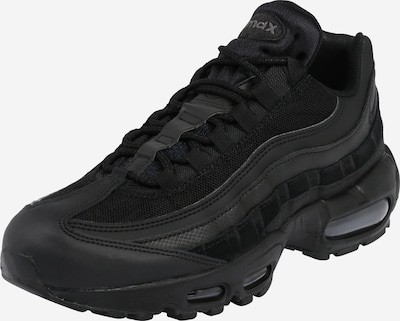 Nike Sportswear Sneakers laag in de kleur Donkergrijs / Zwart, Productweergave