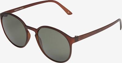 LE SPECS Sonnenbrille 'Swizzle' in braun, Produktansicht