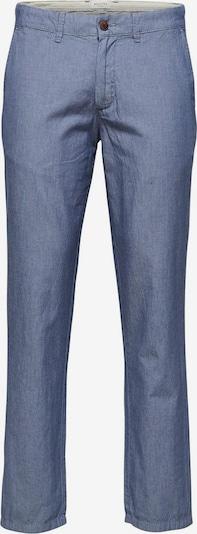 SELECTED HOMME Pantalon en bleu chiné, Vue avec produit