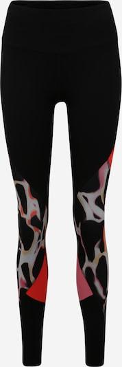 Pantaloni sport 'Rush' UNDER ARMOUR pe culori mixte / negru, Vizualizare produs