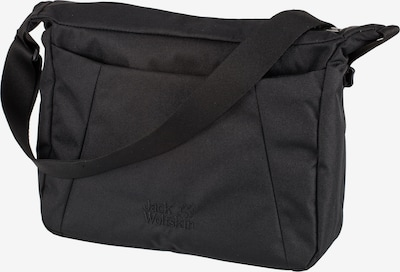 JACK WOLFSKIN Umhängetasche 'Valparaiso' in schwarz, Produktansicht