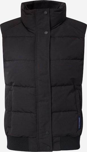 Superdry Vest 'EVEREST GILET' i sort, Produktvisning