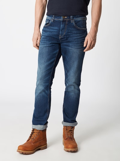 TOM TAILOR Jeans  'Josh' in blue denim, Modelansicht