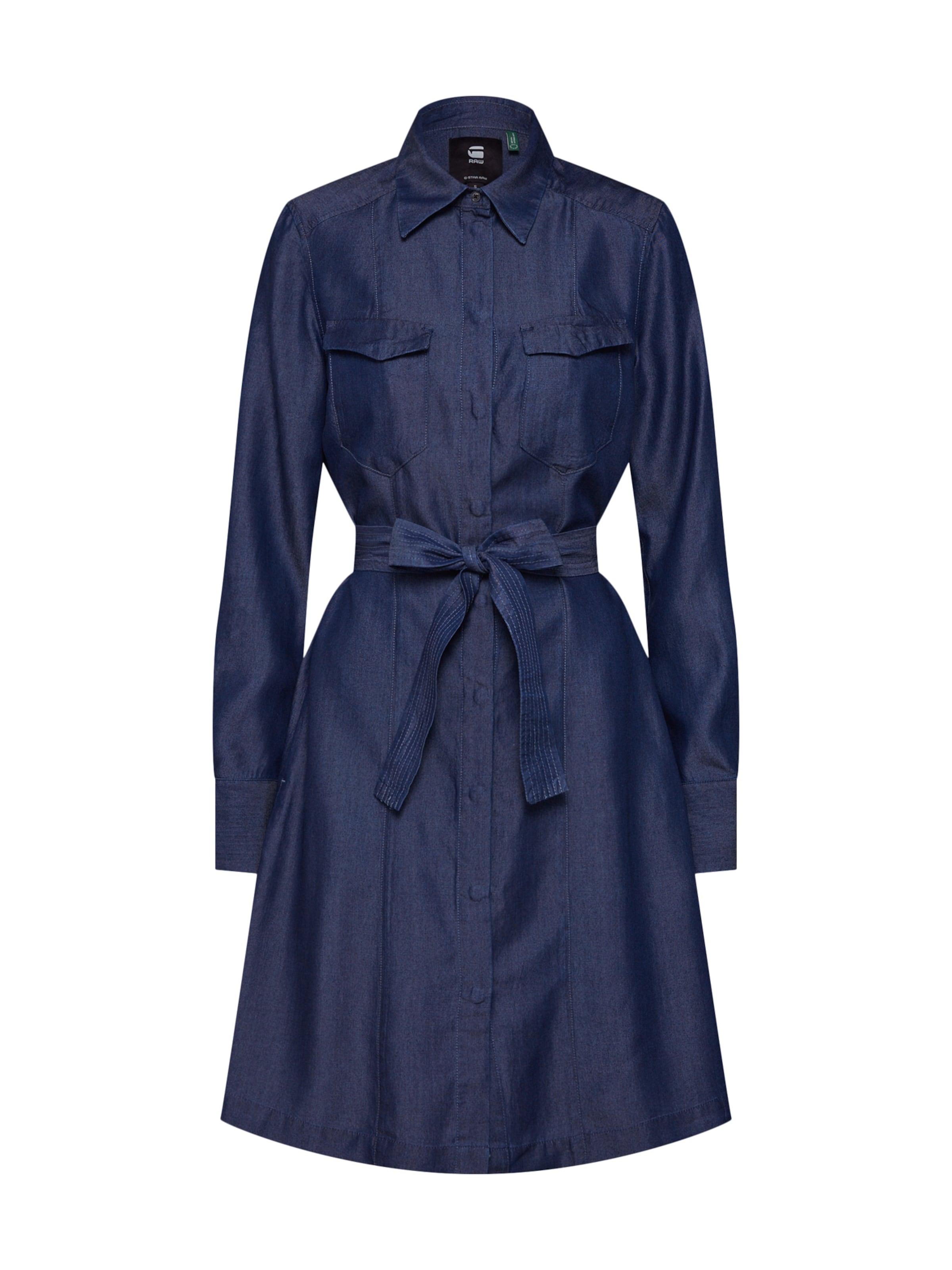 'tacoma' star Foncé G chemise En Robe Bleu Raw Omn0v8wN