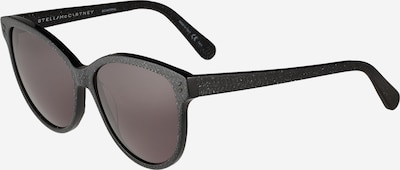 Stella McCartney Slnečné okuliare 'SC0002S 57 Sunglass WOMAN BIO ACETAT' - sivá / čierna, Produkt
