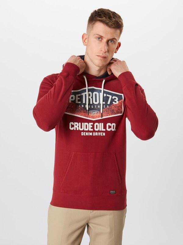 Industries Vin En Mélange shirt CouleursLie Petrol Sweat De uJ3lFK1Tc