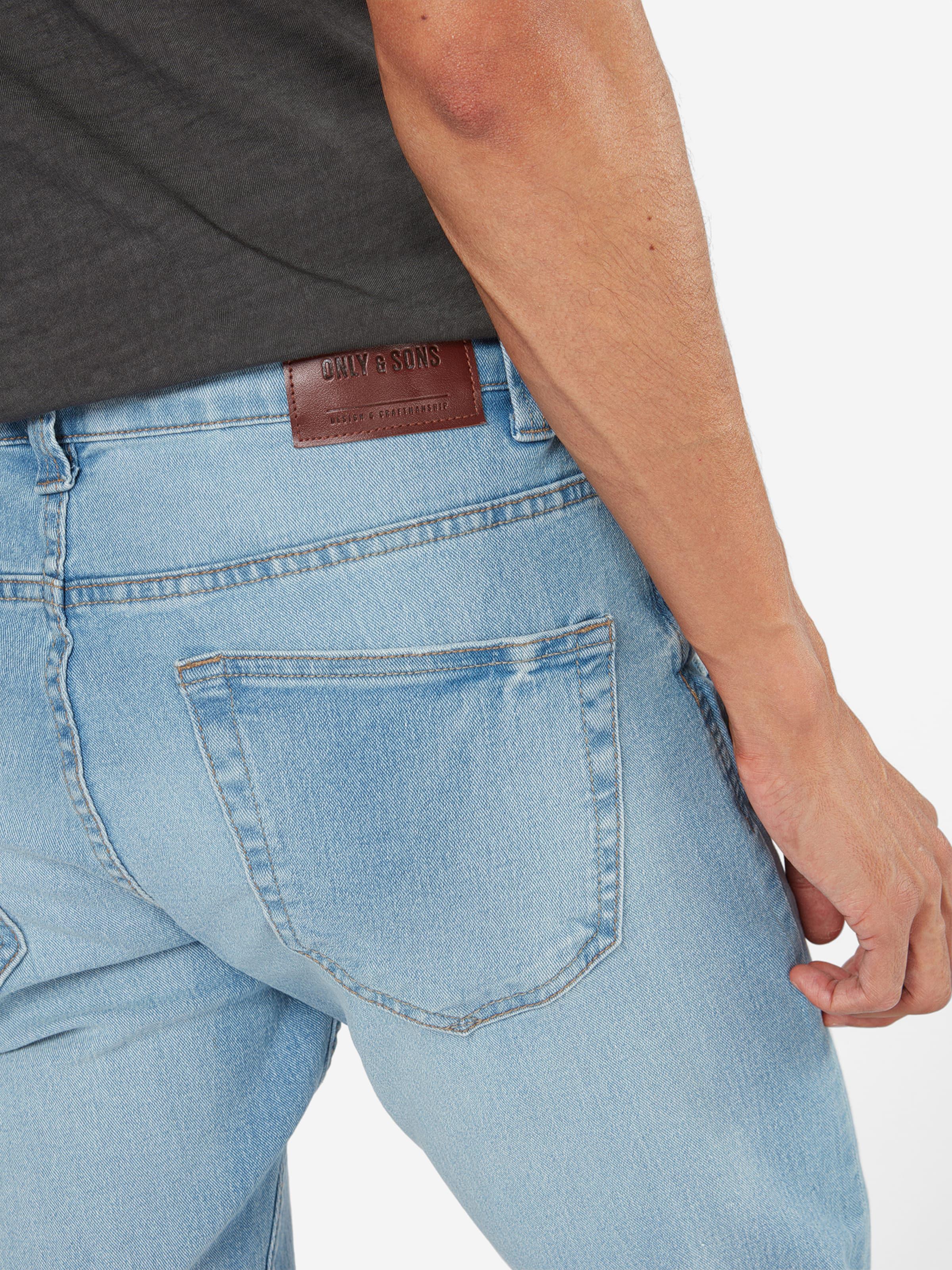 Wirklich Billig Online Aus Deutschland Günstigem Preis Only & Sons Slimfit Jeans Billig Zu Verkaufen UVd1IDj2T6