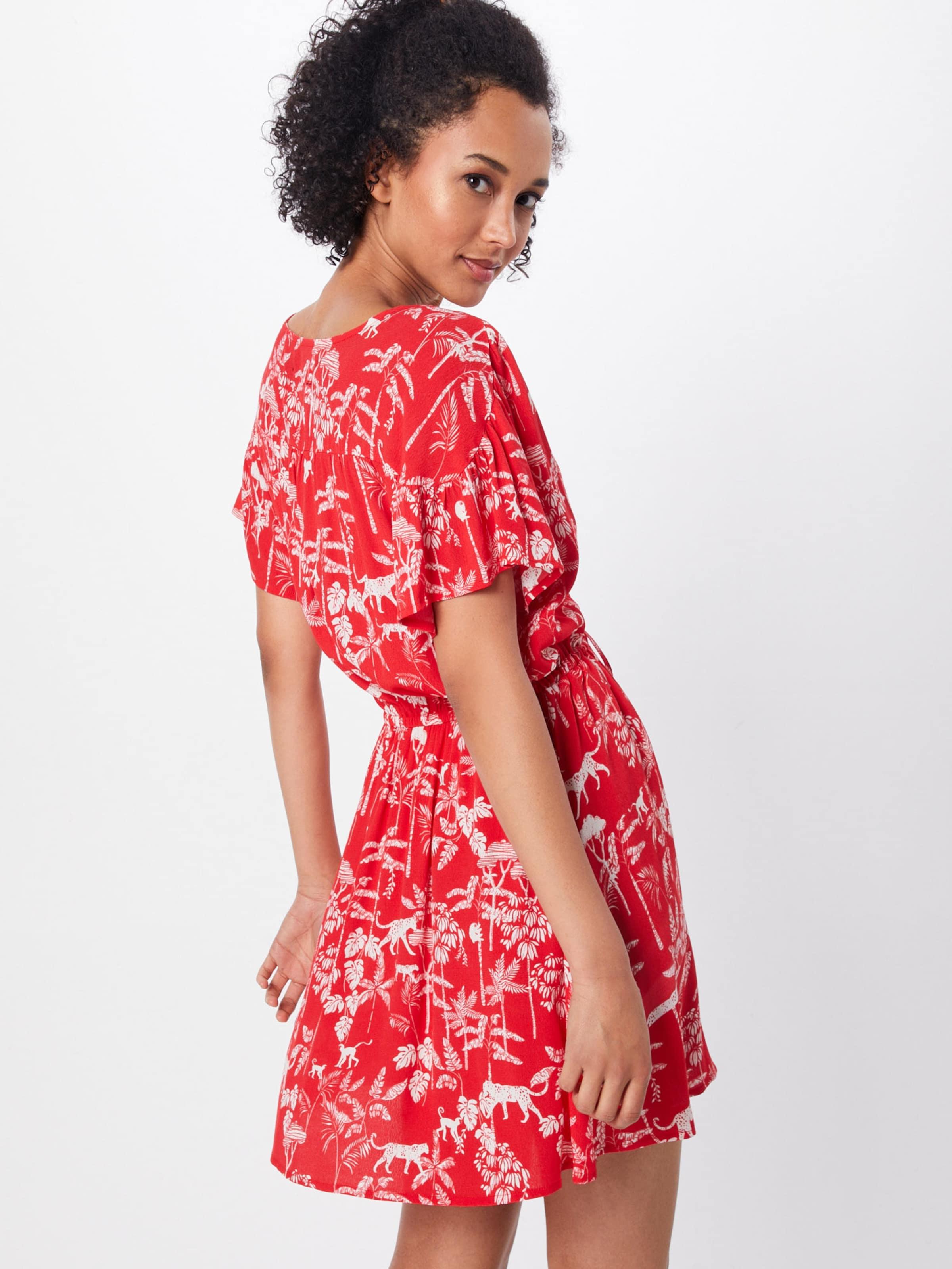 Minkpink Kleid Breeze' 'sahara In RotWeiß dBorCxeW