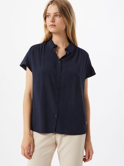 Marc O'Polo DENIM Bluza | modra barva, Prikaz modela