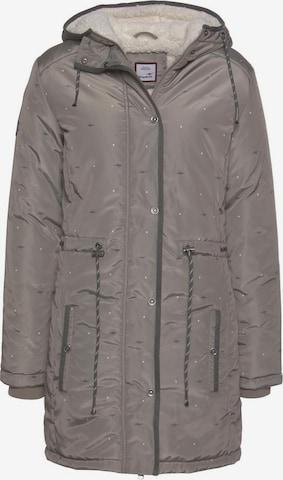 KangaROOS Übergangsjacke in Grau