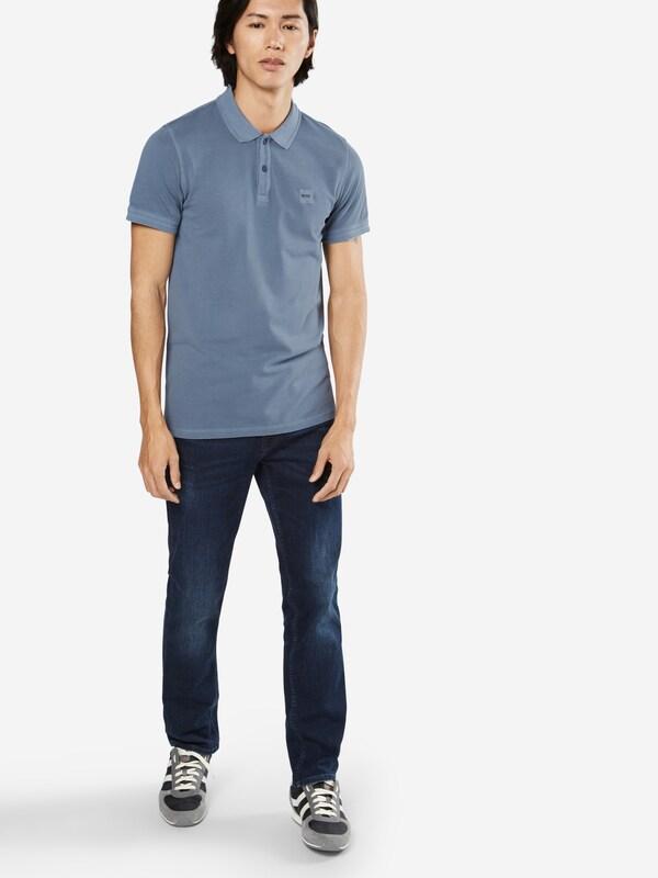 BOSS Poloshirt mit Piqué-Struktur 'Prime'