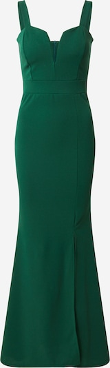 WAL G. Abendkleid in dunkelgrün, Produktansicht