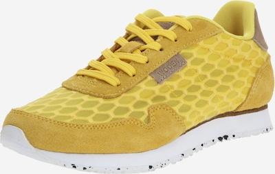 WODEN Sneaker 'Nora II Mesh' in gelb / weiß, Produktansicht