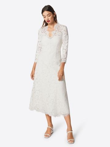 IVY & OAK Kleid in Weiß