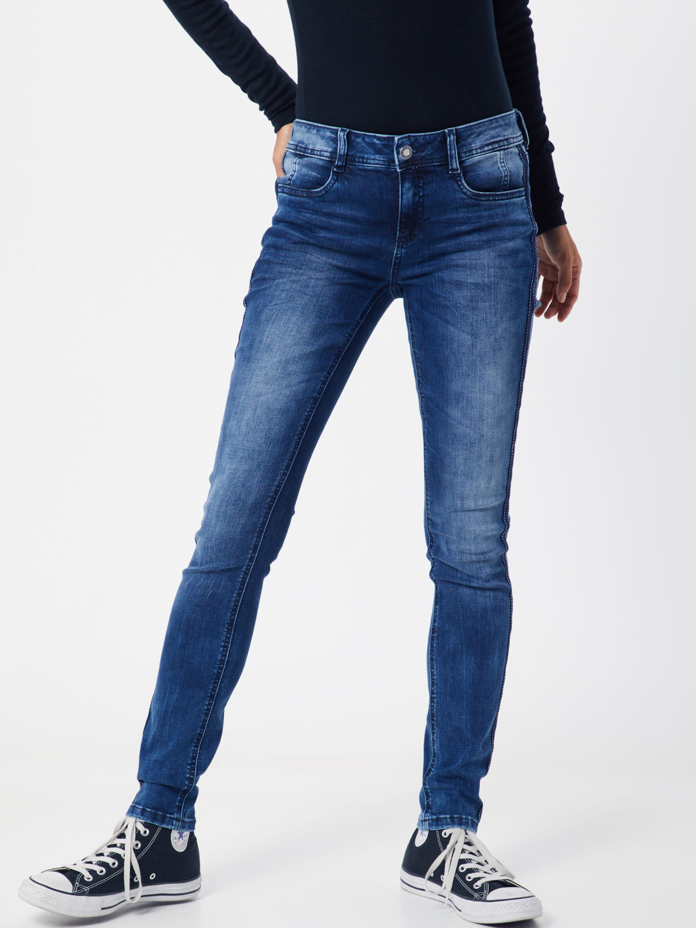 Jean Street Denim En York One 'qr Blue' Bleu OXZPiuk