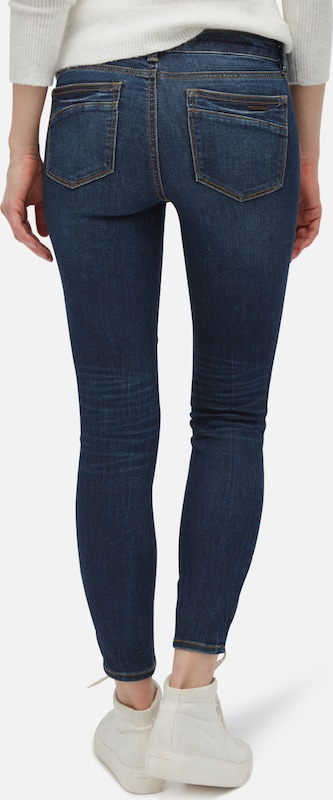 TOM TAILOR DENIM Denim Jona Biker Ankle