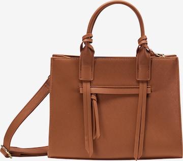 Usha Handbag in Brown