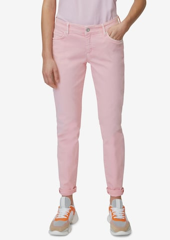 Marc O'Polo Jeans 'Alby' in Roze