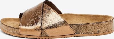NINE TO FIVE Schuhe in gold, Produktansicht