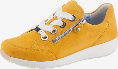 ARA Sneakers laag 'Osaka' in de kleur Geel, Productweergave