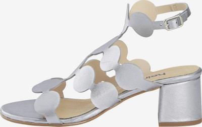 heine Sandalette in silber, Produktansicht