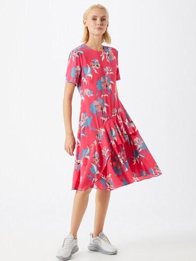 Calvin Klein Kleid in pink, Modelansicht