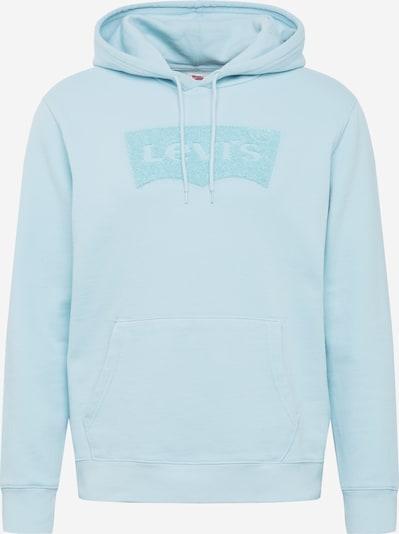 LEVI'S Sweatshirt 'GRAPHIC PO' in blau, Produktansicht