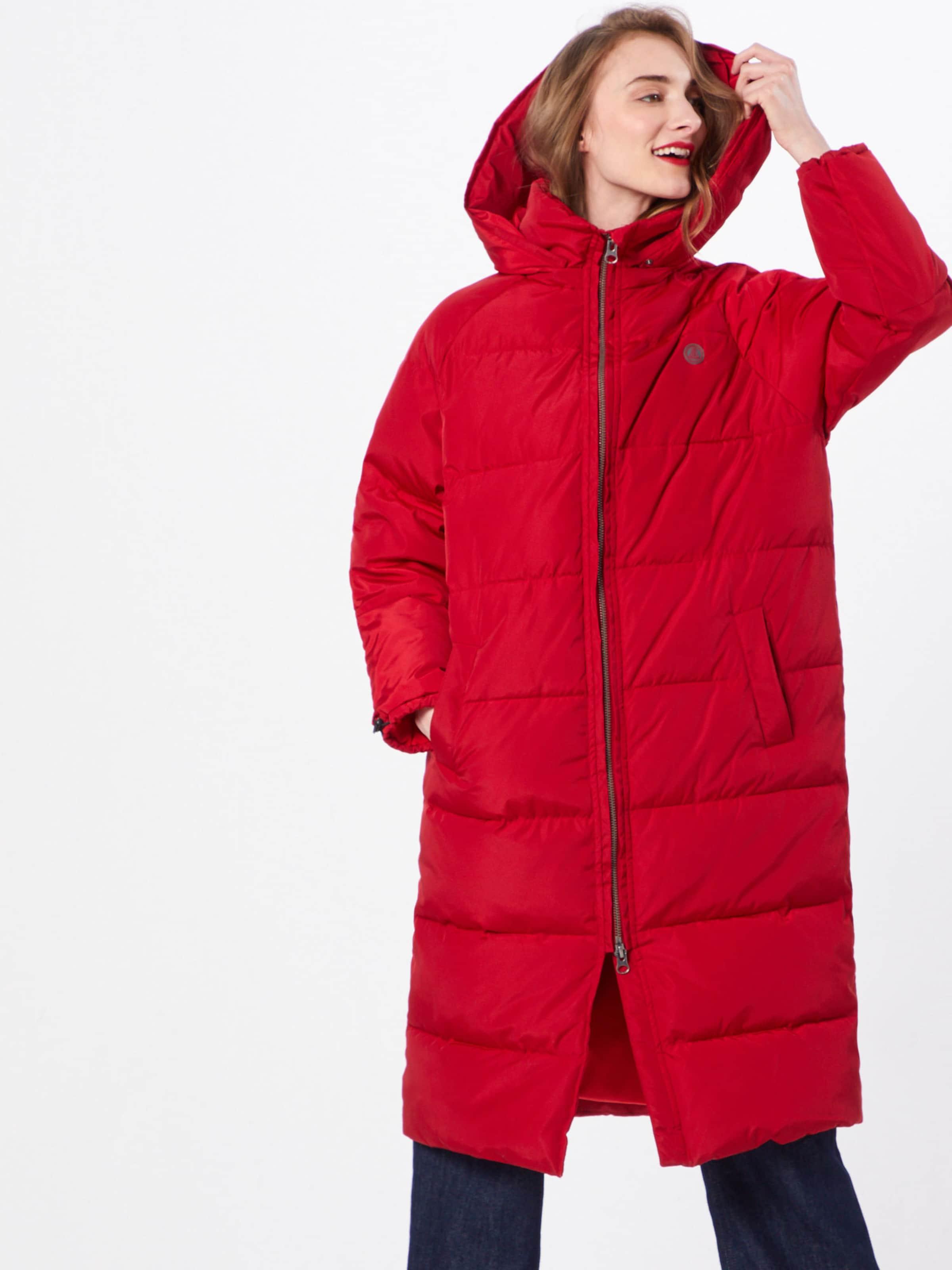 En Manteau Rouge Herrlicher 'laurena' D'hiver IE9H2D