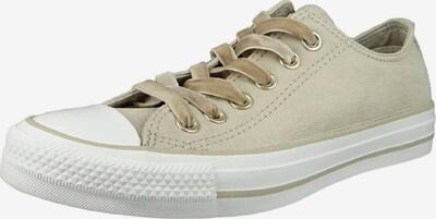 CONVERSE Sneaker 'CTAS Ox' in hellbeige, Produktansicht