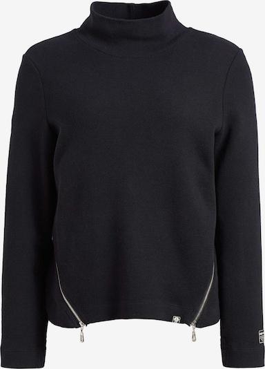 khujo Sweatshirt ' MALINA ' in schwarz, Produktansicht