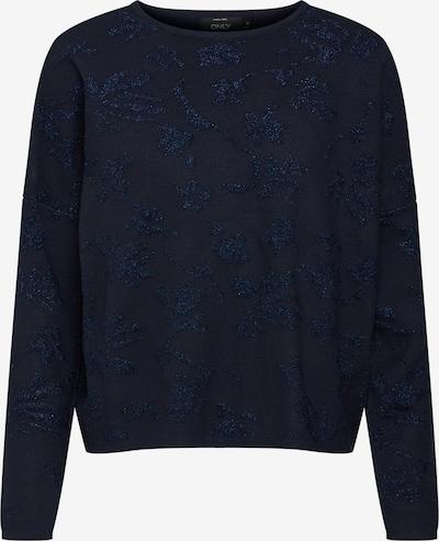 ONLY Pullover in nachtblau, Produktansicht