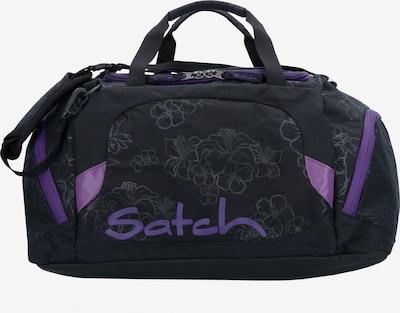Satch Sporttasche in schwarz, Produktansicht