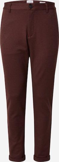 Pantaloni Lindbergh pe bordeaux, Vizualizare produs