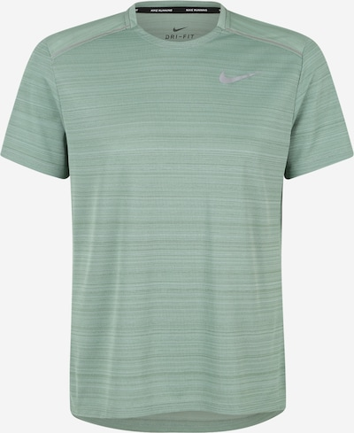 NIKE Shirt 'Dry-Miler' in mint, Produktansicht