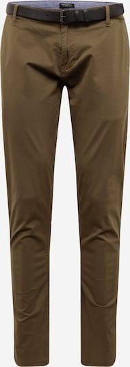 Pantaloni chino SHINE ORIGINAL di colore cachi, Visualizzazione prodotti