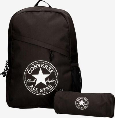 CONVERSE Converse Freizeitrucksack »Schoolpack XL« in schwarz / weiß, Produktansicht